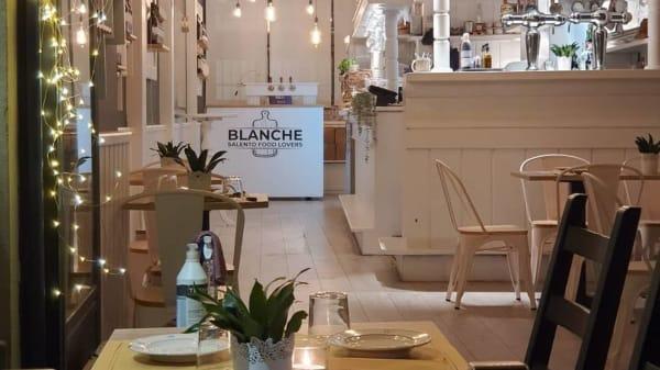 Blanche Salento food lovers, Milan
