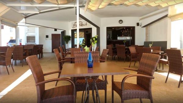 Sala del restaurante - Es Raco de Sa Rapita, Sa Rapita
