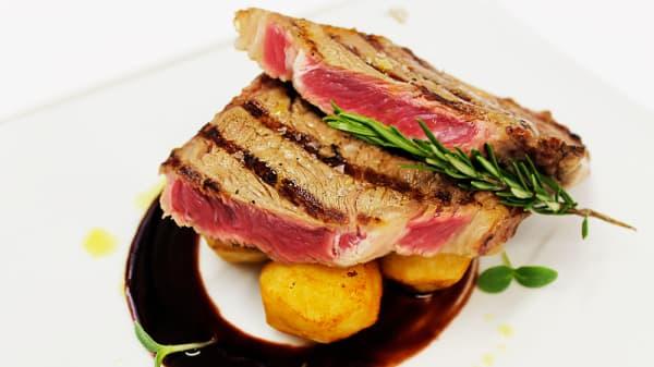 Sugerencia del chef - Restaurante Parador de Corias, Corias (Cangas De Narcea)