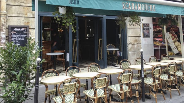 Terrasse - Scaramouche, Paris