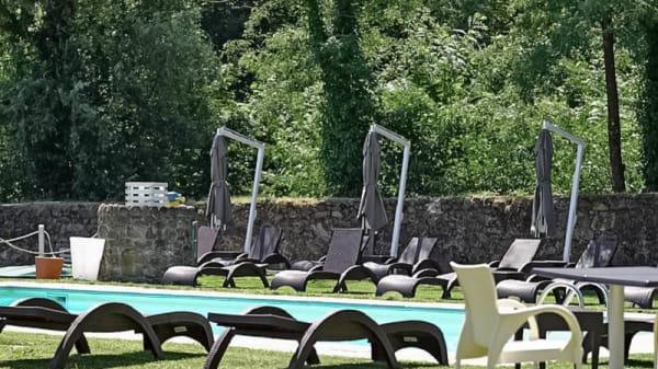 piscina - La Belluccia, Serravalle Pistoiese