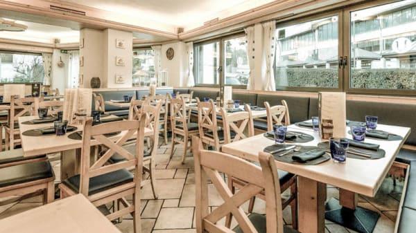Vista sala - Bistrot Umami Pizzeria, Bormio