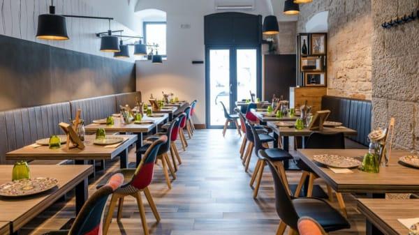 Vista sala - Sosó Vineria e Cucina, Giovinazzo