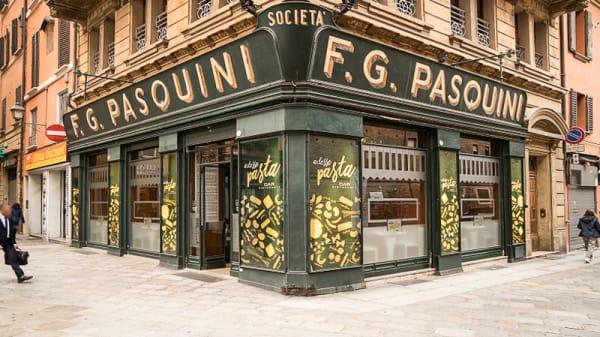 Esterno - Adesso Pasta Car, Bologna