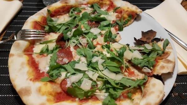 La nostra pizza senza lievito - Teo's Restaurant, Recco