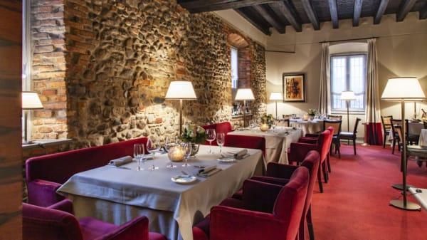 Interno - Lear Gourmet & Relais, Briosco