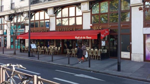 Terrasse - Café de la Gare, Antony
