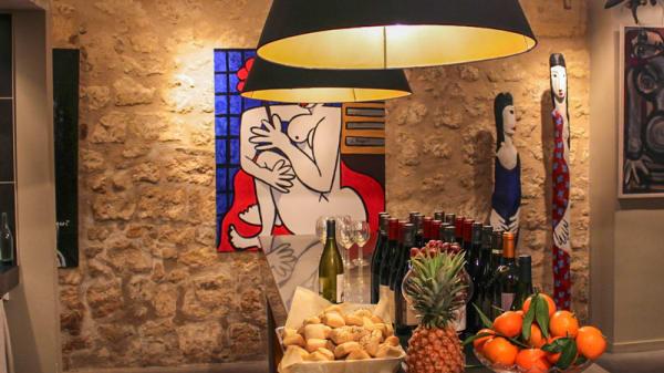 Salle - La Salle à Manger des Chartrons, Bordeaux