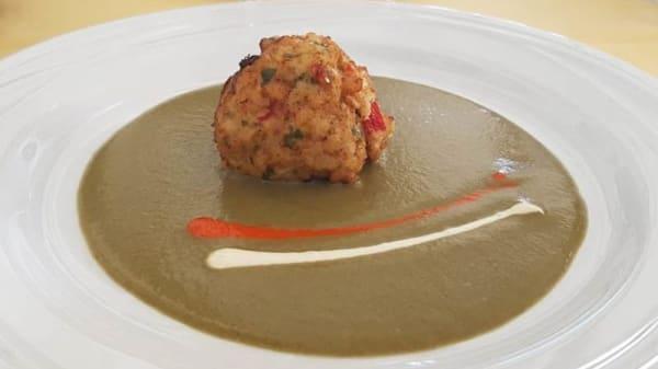 Sugerencia del chef - El Rincón  de Zeto, Somo