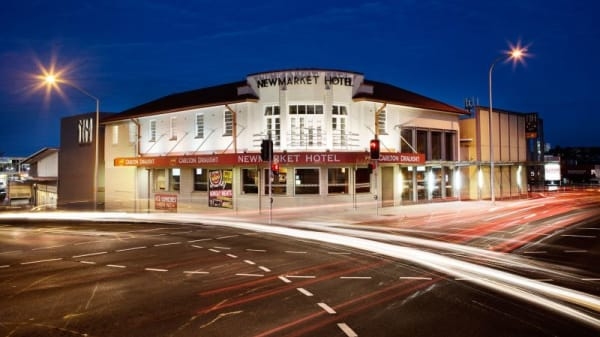 The Newmarket Hotel, Newmarket (QLD)