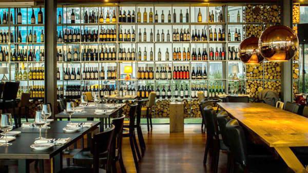 Sala do restaurante - Bocca, Porto
