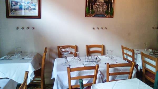 Salle du restaurant - Le Palace, Bordeaux