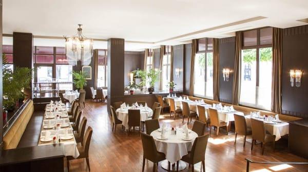 Vue de la salle - Ô Relais restaurant, Chessy