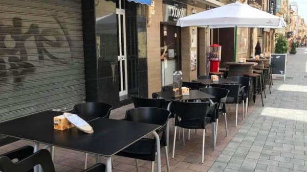 Terraza - El petit txoko, Torredembarra