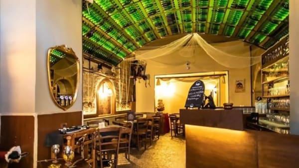 Vista della sala - Capitan Burger, Pozzuoli