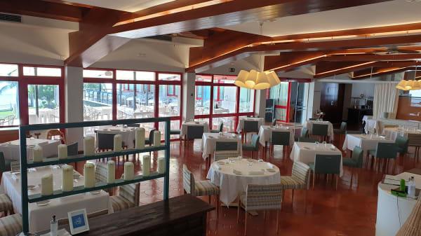 Vista de la sala - Restaurante Parador de Nerja, Nerja