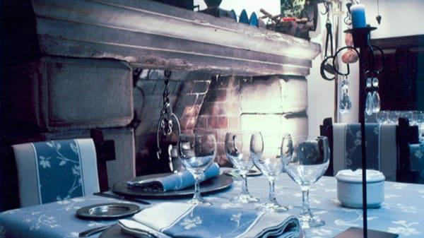 Vista sala - La Cocina Aragonesa, Jaca