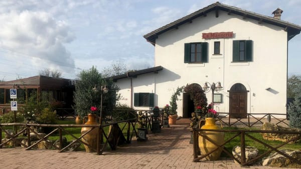 Entrata - La Masseria, Roma