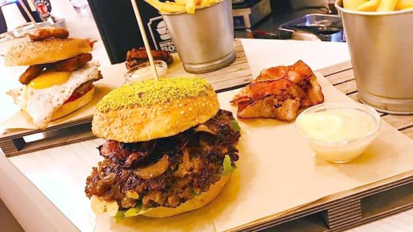 Suggerimento dello chef - Burger Boss, Catania