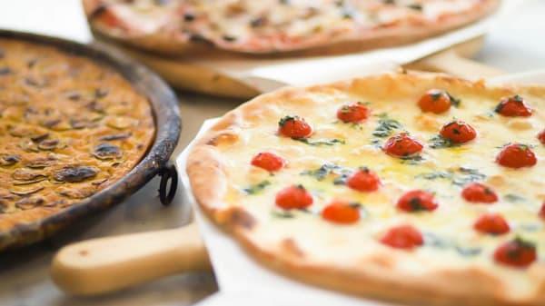 La pizza - Pizzeria Itaco, Lucca