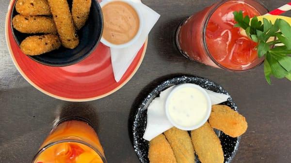 Sugestão prato - Santa Maria - Restaurante Bar, Lagos