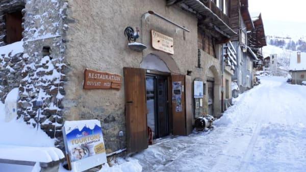 Entrée - Chez Pascal, Saint-Véran