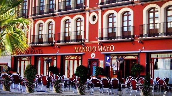 vista terraza - Manolo Mayo by Loli Rincón, Los Palacios Y Villafranca