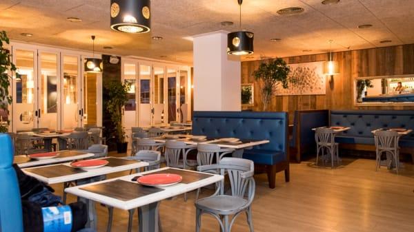 Sala del restaurante - Porto Beach, Porto Cristo