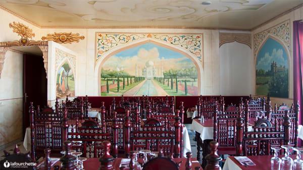 Salle du restaurant - Bombay Grill, Marseille