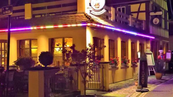 Restaurant à l'Homme Sauvage, Wissembourg