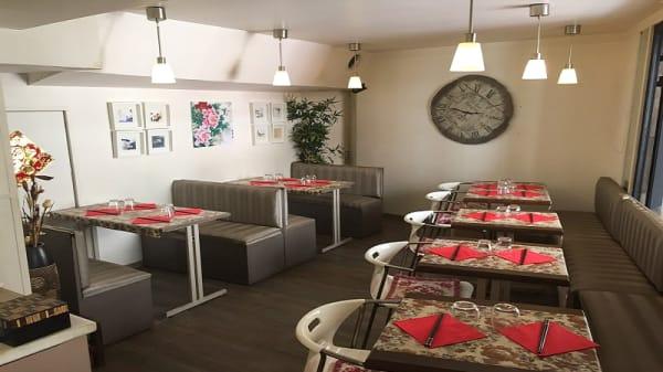 Salle du restaurant - Jade, Aix-en-Provence