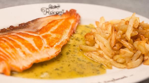 Suggestion de plat - Bistro Regent Limonest, Dardilly
