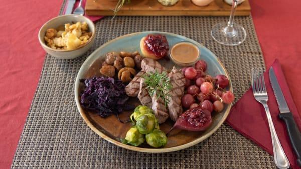 Suggestion de plat - Le Petit Raphael, Genève