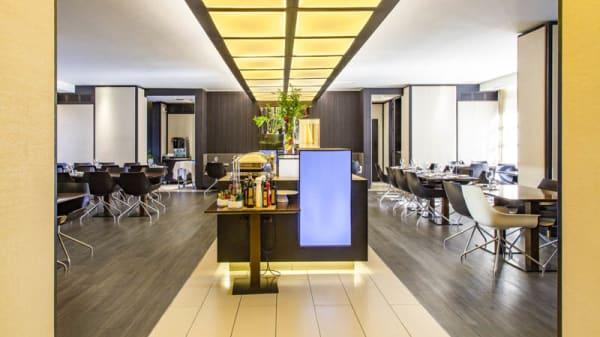 Veduta dell interno - La Cuccagnina - Starhotels Tourist, Milano