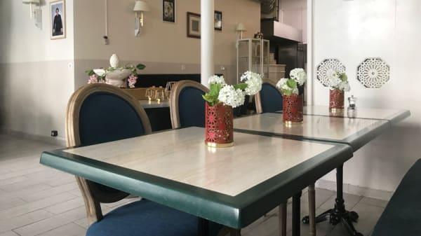 Salle du restaurant - L'Atelier 110, Paris