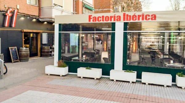 Terraza - Factoria Ibérica Quero, Madrid
