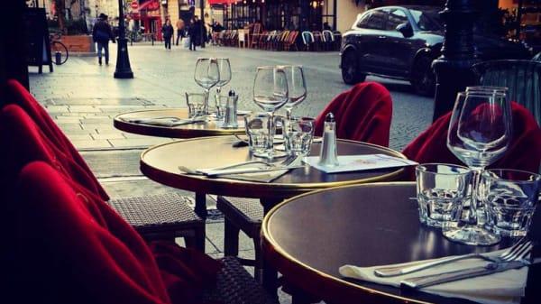 Terrasse - Le Cristal, Paris