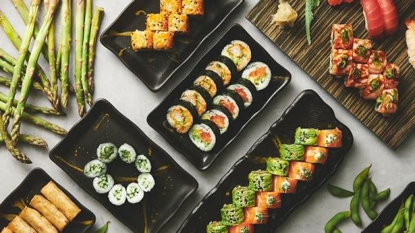 Aji Sushi - Aji Sushi, Roskilde
