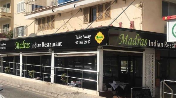 Madras Indian Restaurant Palmanova, Palmanova
