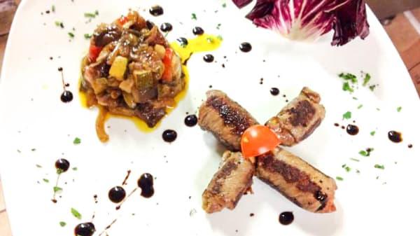 Suggerimento del chef - L'Osterietta, San Pietro