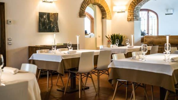 Salone ristorante - La Posa Degli Agri, Polverara