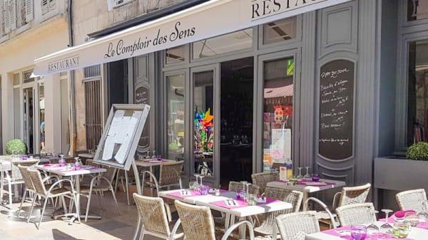 Le Comptoir des Sens - Le Comptoir des Sens, La Rochelle