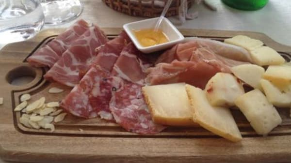Suggerimento dello chef - Trattoria Antica Canusium, Milano