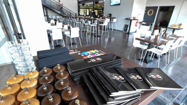 Salle du restaurant - Le 5/5 d'Events Five, Toulouse