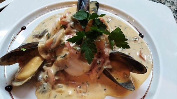 Sugerencia del chef - La Capricciosa, Arona