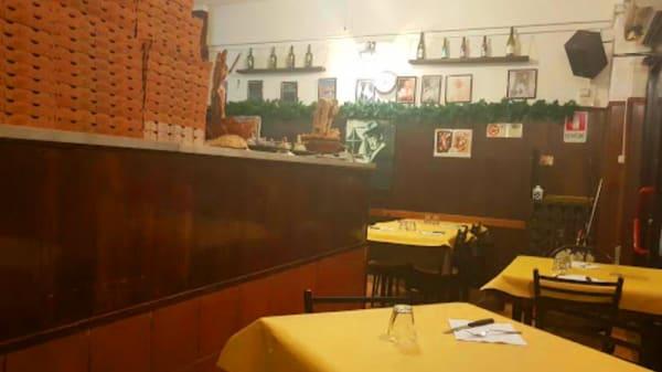 Sala - Pizzeria Pepito's, Rome