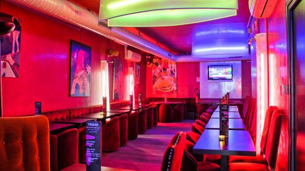 Vue de l'intérieur - J'Club, Paris