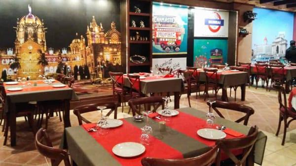 Vista de la sala - Bombay Grill, Calpe
