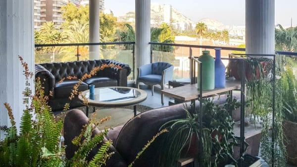 Terraza - Amura Lounge Alicante, Alicante