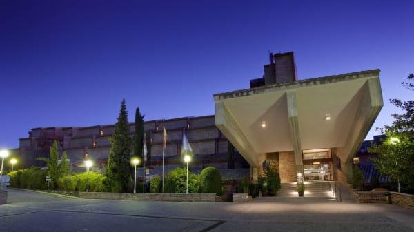 Restaurante del Parador de Segovia, Segovia